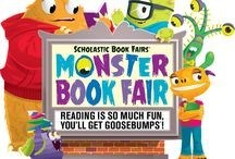 Rrrrrr! The MONSTER Book Fair is coming soon!