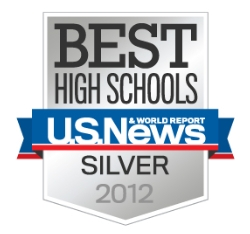Big Bear High School gets a Silver Medal rating from U.S. News!