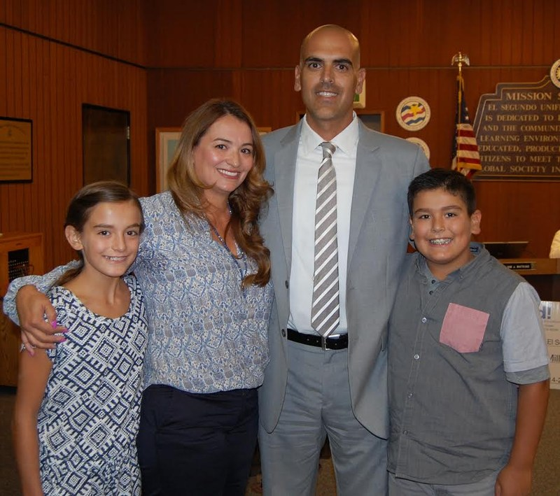 Alfredo Perez Named Director of Maintenance and Operations