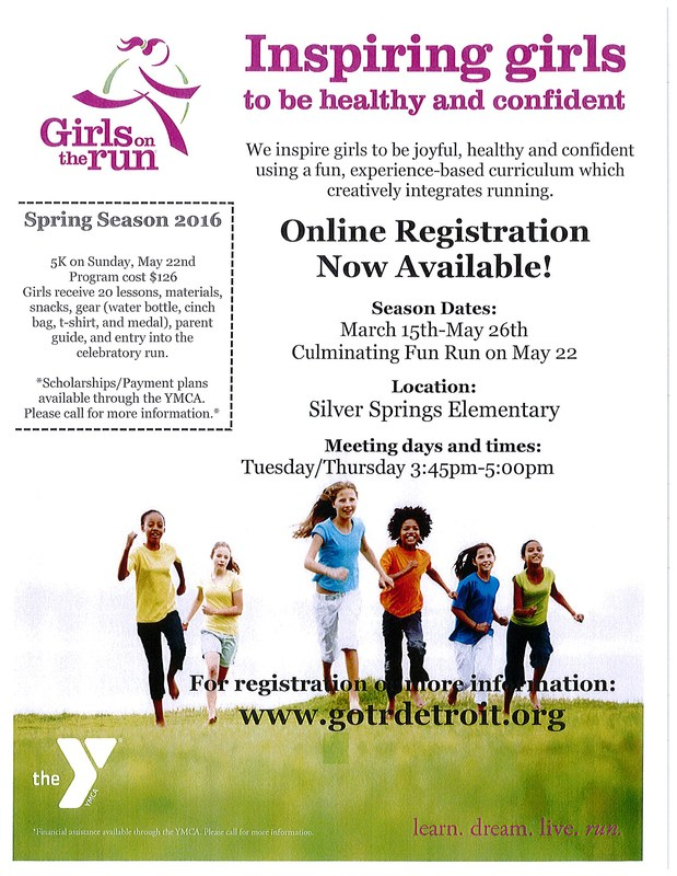 """Girls On The Run"" is coming to Silver Springs"