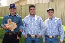 CSISD ag mechanics team places fourth in Texas