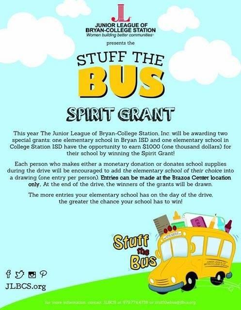 Help Rock Prairie WIN a Spirit Grant!