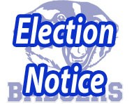Notice for Tax Ratification Election - November 3, 2015