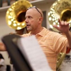 Sad News- Loss of former Akins Band Director, Gary Faust