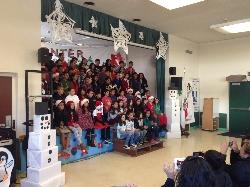Winter Wonderland Program - 12/17/15
