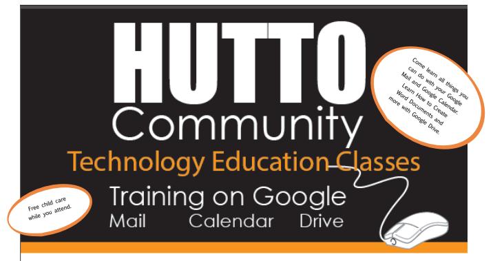 Spring 2015 Google Community Technology Trainings