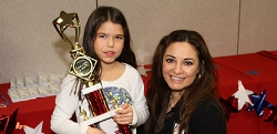 TISD Bilingual Spelling Bee Champ