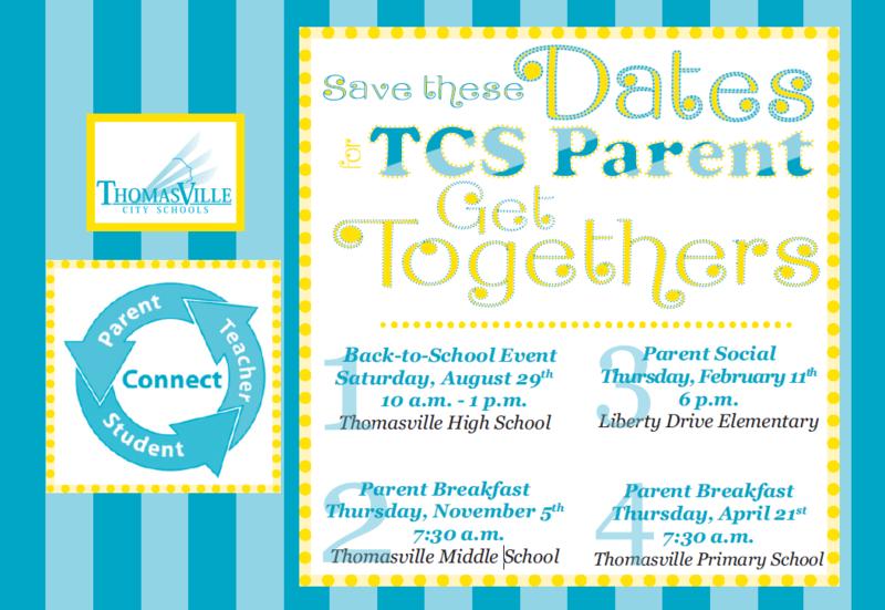 TCS Parent Get Togethers