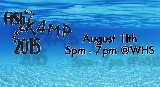 WHS Fish Kamp