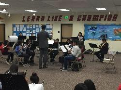 Vista Band Concert
