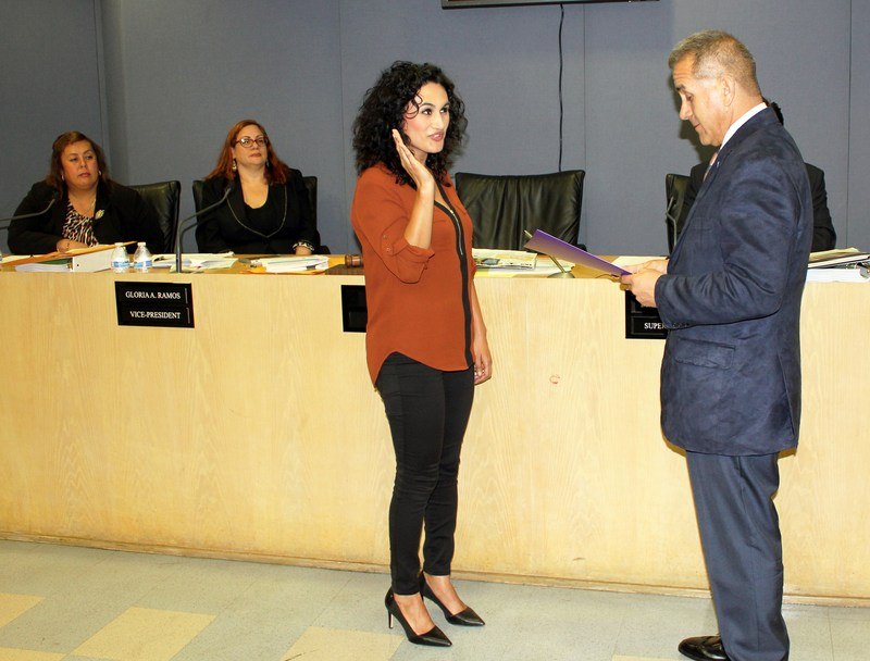 CVUHSD Welcomes New Board Member