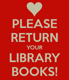 Library Books Due December 9th Thumbnail Image