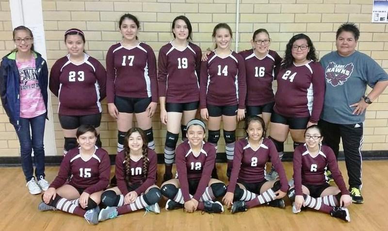 7th Grade (Maroon) Volley Ball