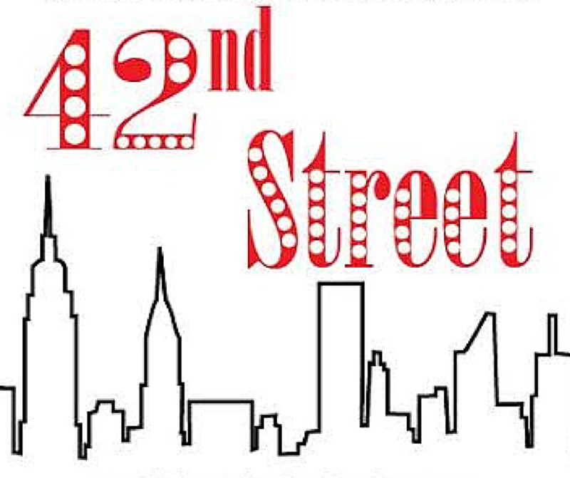 """GHS Theatre Proudly Presents """"42nd Street"""" - Click Here for Tickets!"""