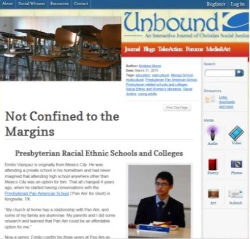 Online Article Featuring PPAS Students