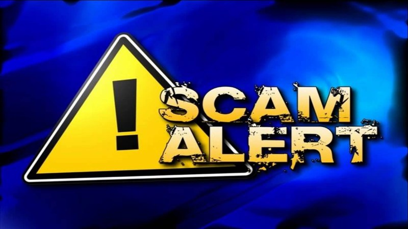 Scam Alert to Area Businesses