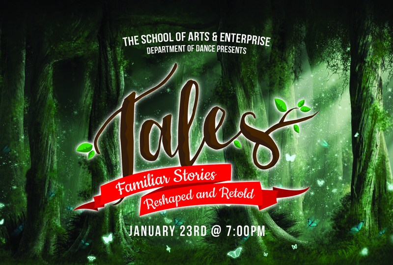 Tales: Familiar Stories Reshaped and Retold