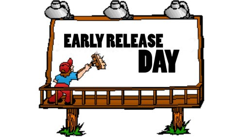 Early Release - Feb. 12th @ 11:30 am