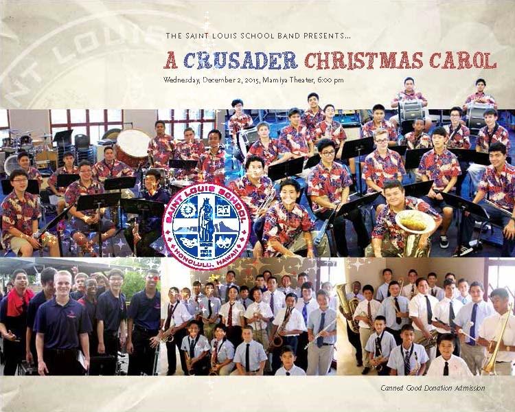 Have a Musical Crusader Christmas