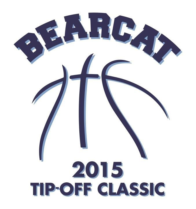 Bearcat Tip-Off Classic, Saturday, November 28 - open to boys and girls grades 4 - 8