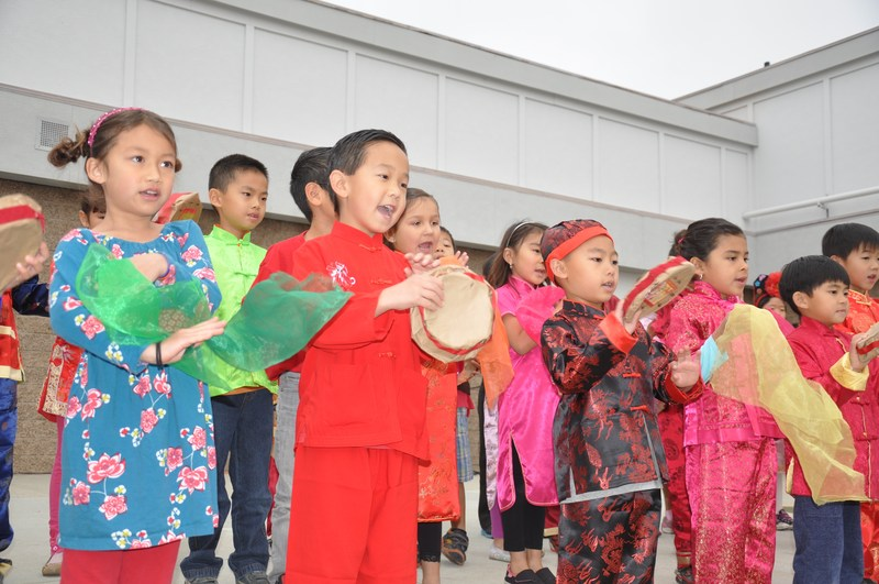 Mandarin Dual Language Immersion Program