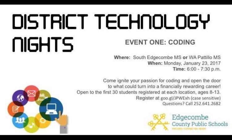 District Tech Night Thumbnail Image