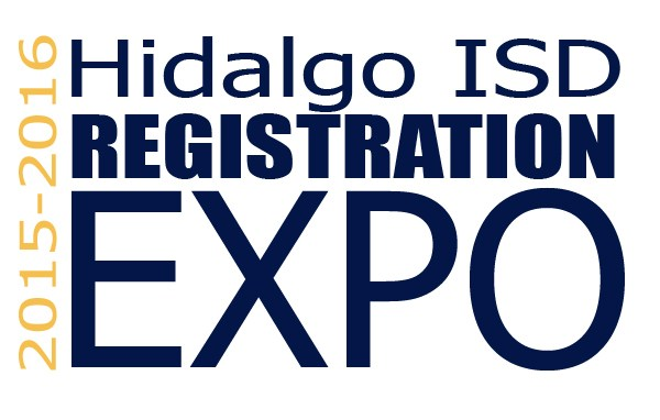 HIDALGO ISD EXPO! Tomorrow!