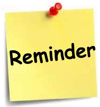 Reminder - No school on Friday, April 3