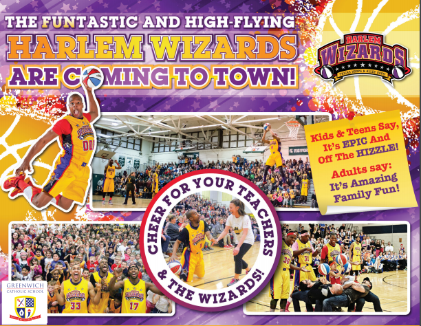 Get your WIZARDS Tickets Today! Thumbnail Image