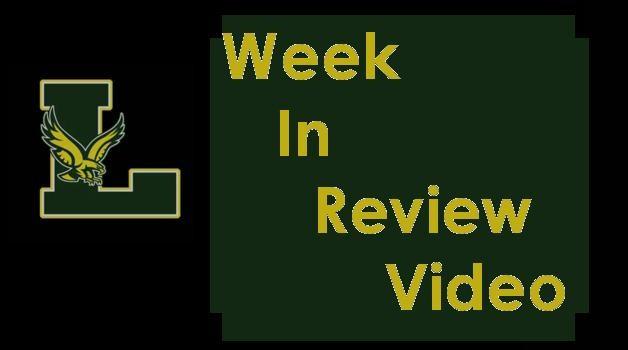 Week In Review Video - Week 20