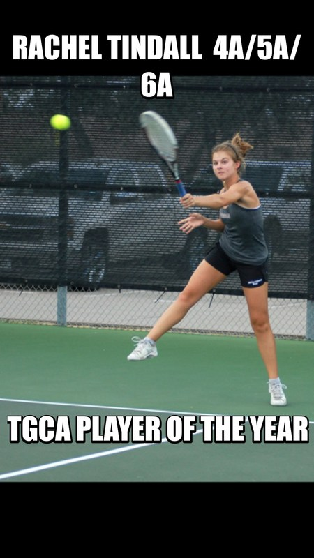 TGCA Player of the Year