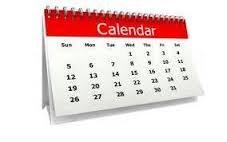 NDA 2015-2016 Calendar