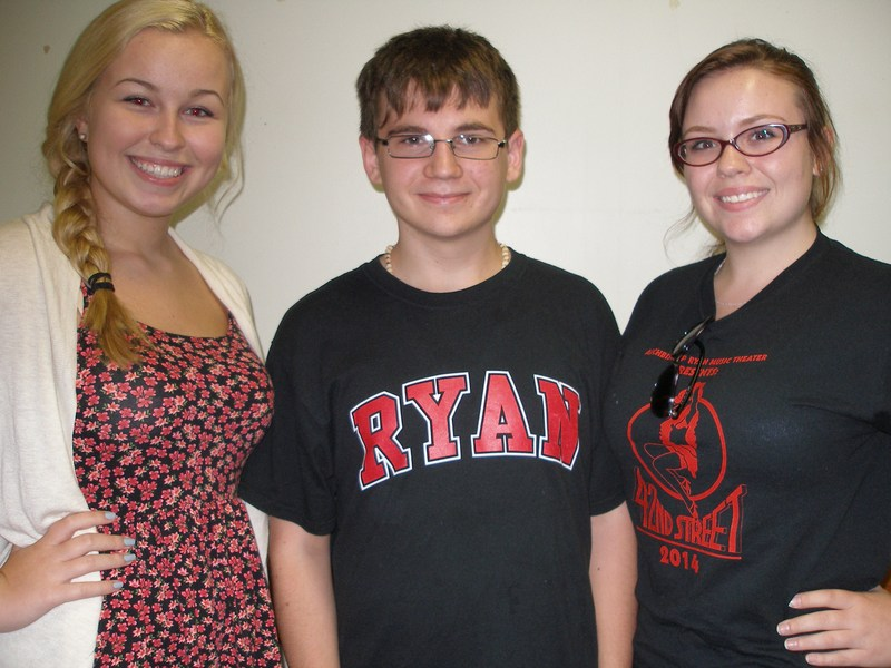 Ryan Students to Sing with Papal Choir