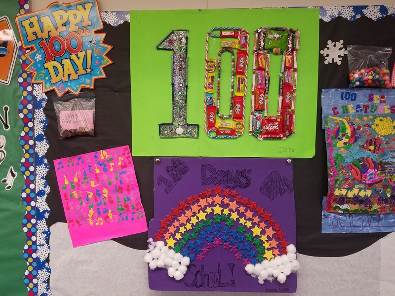 100th Day of School! Thumbnail Image