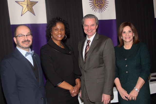 Superintendent Dr. Alexis Kirijan Attends Martin Luther King Commission's Annual Celebration