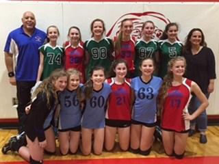 Congratulations Volleyball All Stars
