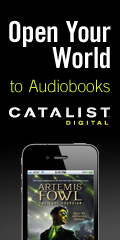 Open your World to Audiobooks!