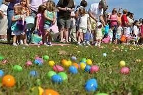 CHILDREN EASTER EGG HUNT