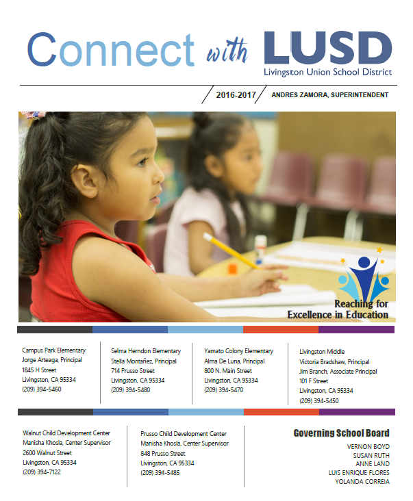 Connect with LUSD
