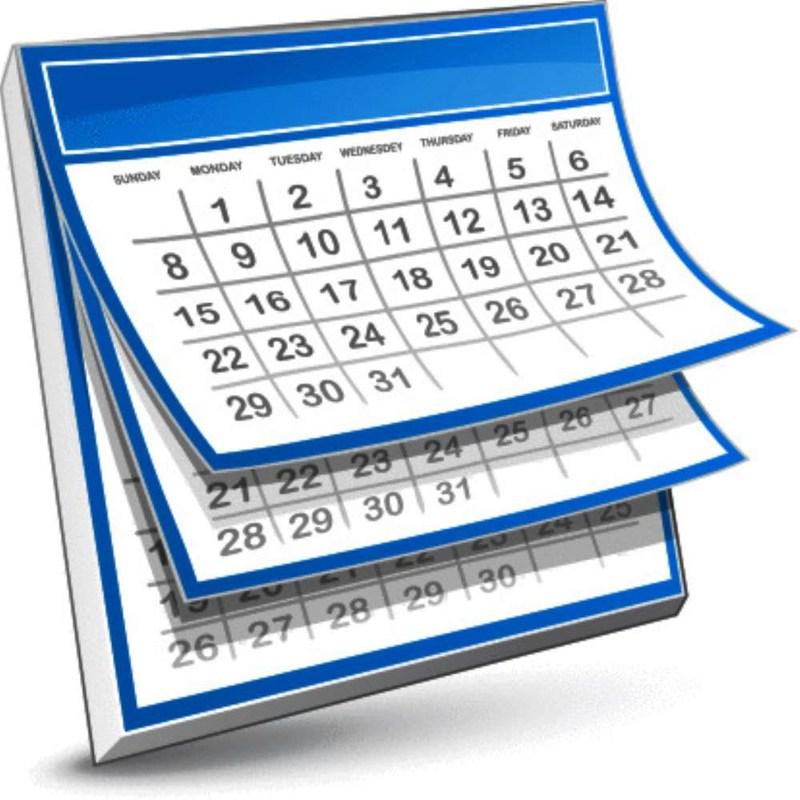 2016-2017 Academic Calendar