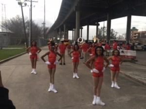 City of Baker Jazzettes Dancers