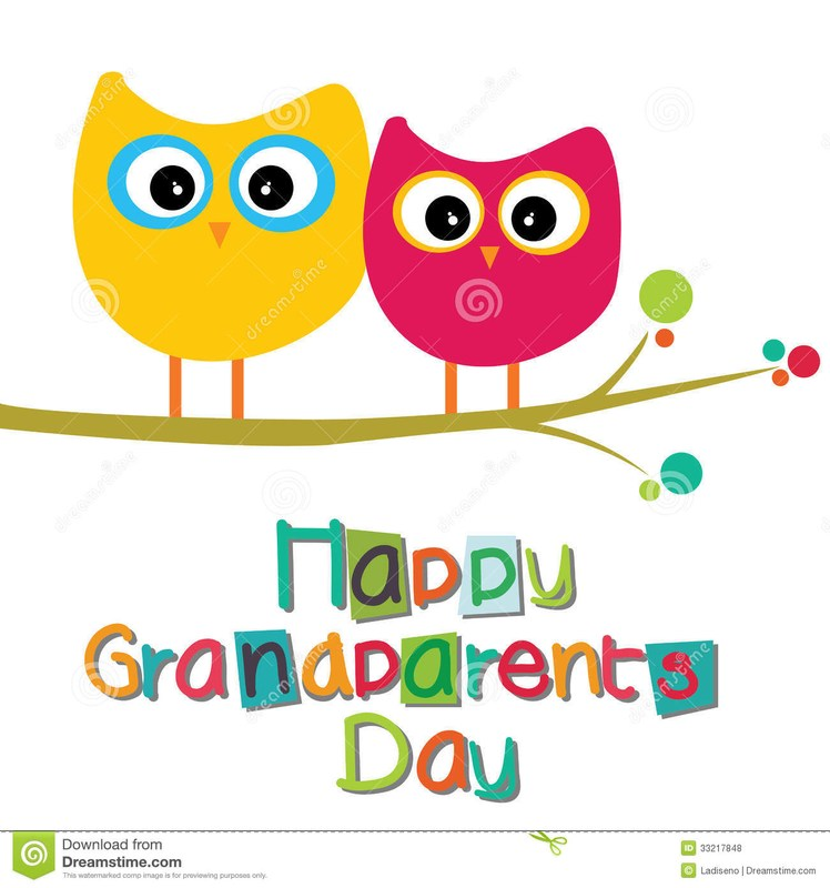 Grandparents Day on Tuesday, November 24th!