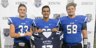 KHS football seniors to play in All-American Blue-Grey Bowl Thumbnail Image