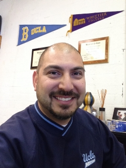 Meet our new principal!