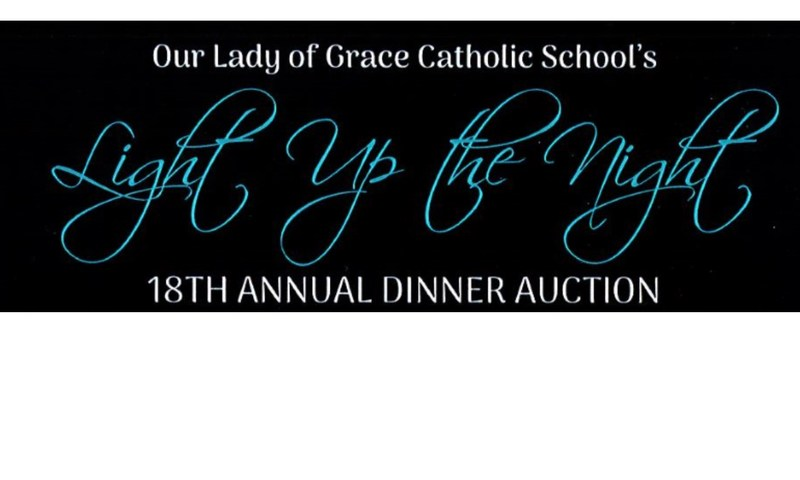 'Light Up the Night' Dinner Auction - Saturday, April 1, 2017 Thumbnail Image