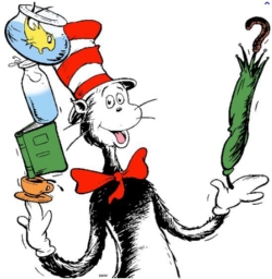 FES Dr. Seuss Reading Night Rescheduled!