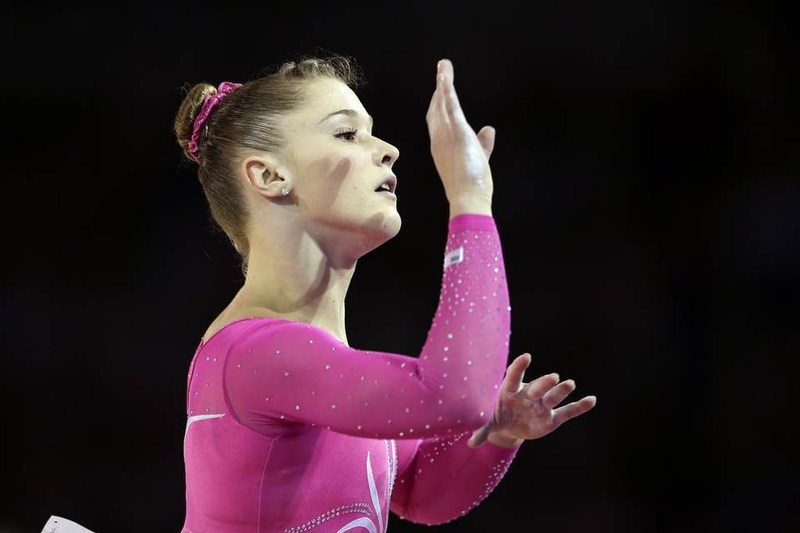 Lenexa's Maddie Desch helps U.S. win gymnastic gold at PanAm games