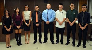 """""""Student-Athletes and Coaches of Character"""" Honored by Board of Education"""
