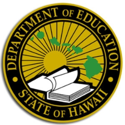 State of Hawaii Department of Education 2015 - 2016 Official School Calendar
