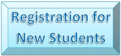 Now Accepting New Student Registration for 2015-16 School Year